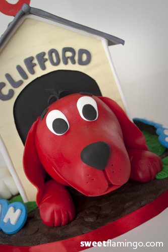 Happy Birthday With Clifford